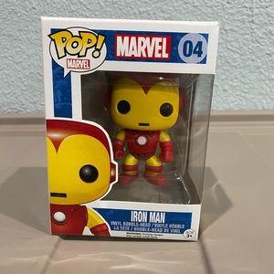 Funko POP! Marvel IRON MAN Bobble-Head Figure